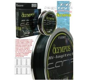 Olympus carbon rush metri 300 diametro 0,22