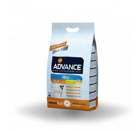 Advance mini adult pollo e riso kg 3