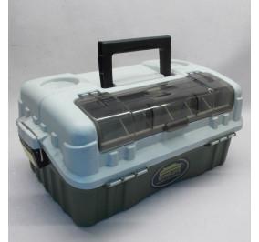 Lineaeffe valigetta 3 ripiani colore granata